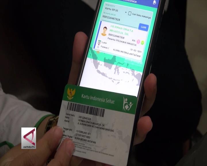 Kenali Kartu BPJS Asli Dengan Smartphone