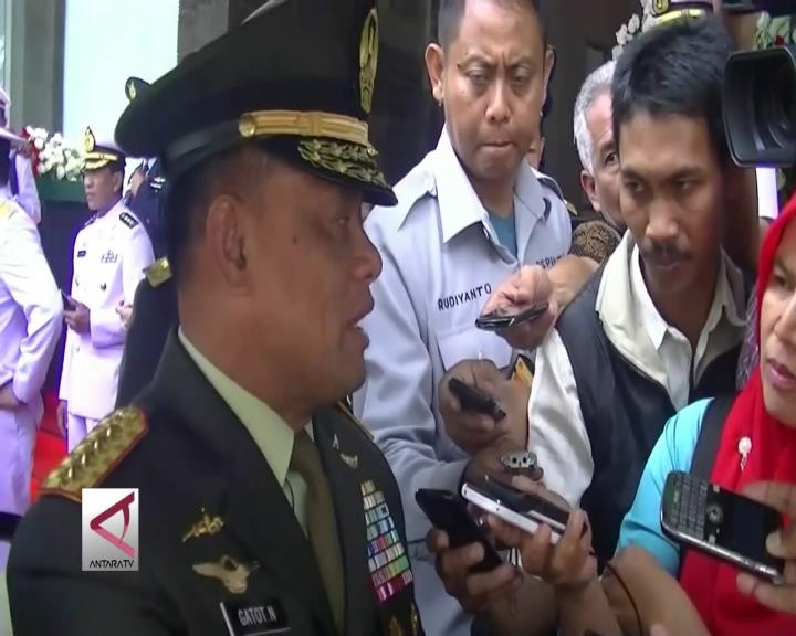 Panglima TNI: Jangan Adu Domba TNI Dan Polri