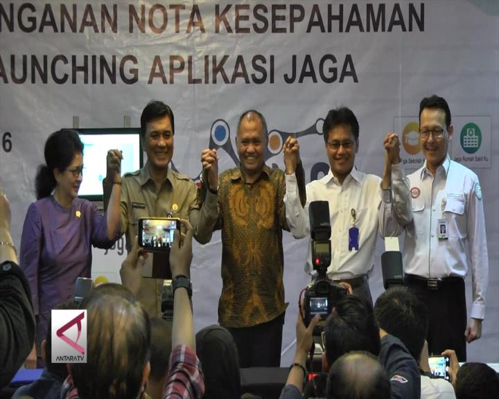 KPK Luncurkan Aplikasi Cegah Korupsi