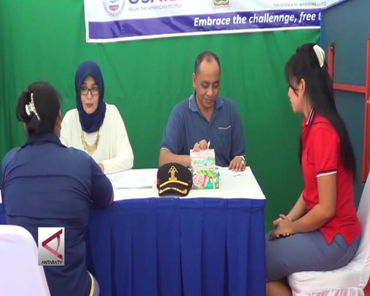 Napi Lapas Wanita Semarang Jalani Tes TBC