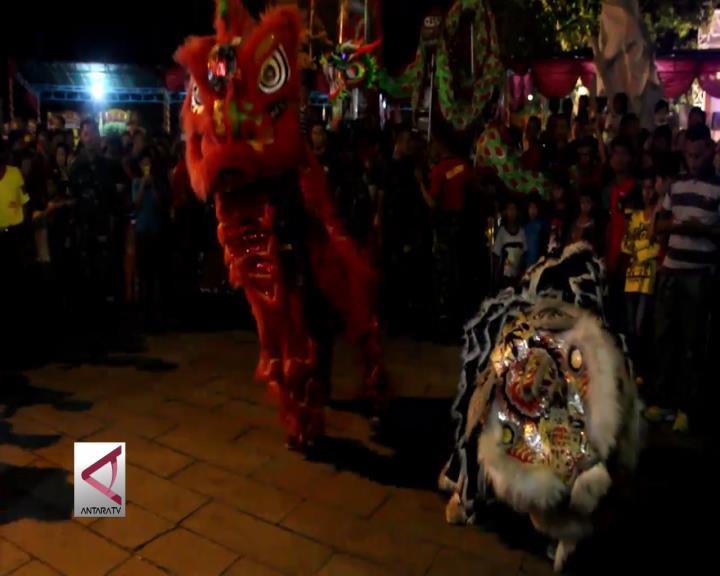 Meriahnya Peringatan Kedatangan Cheng Ho Ke-611