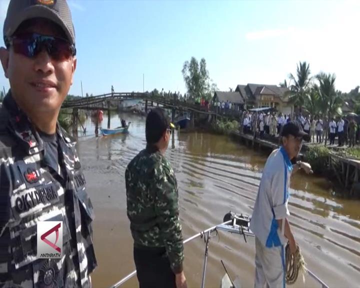 Cegah Konflik, Kalsel Perketat Pengawasan Perairan