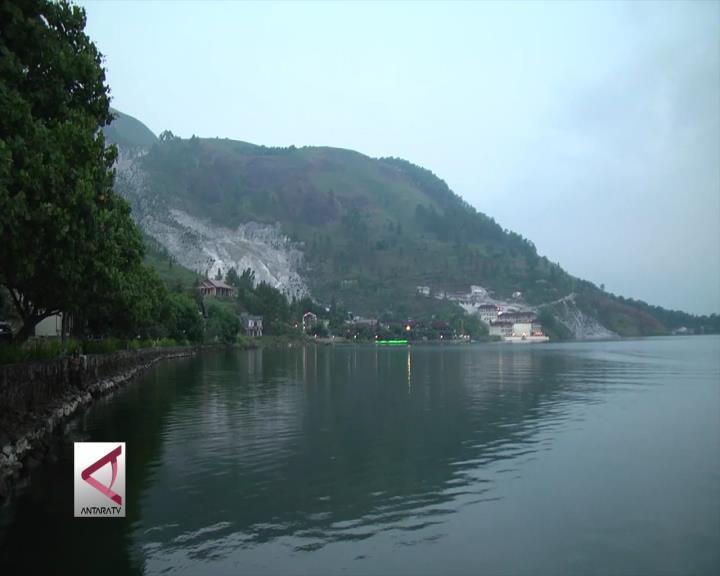 Pemerintah Jadikan Danau Toba Wisata Nasional