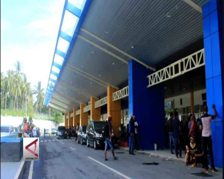 Penutupan Bandara Sultan Babullah Diperpanjang