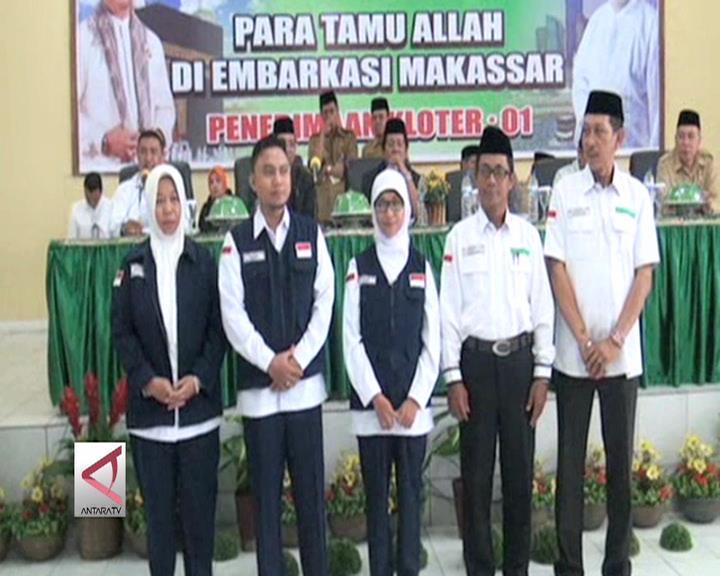 Embarkasi Hasanuddin Siap Berangkatkan Calhaj
