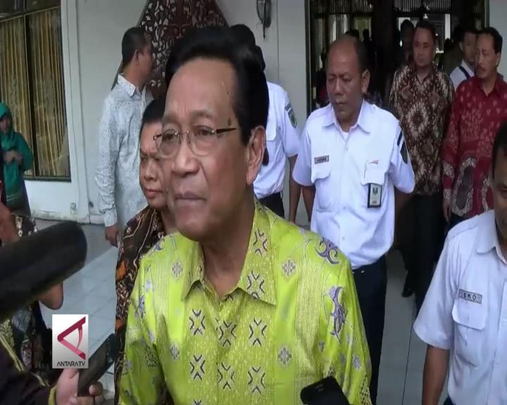 Sultan Lepas dan Terima Siswa Mengenal Nusantara 2016