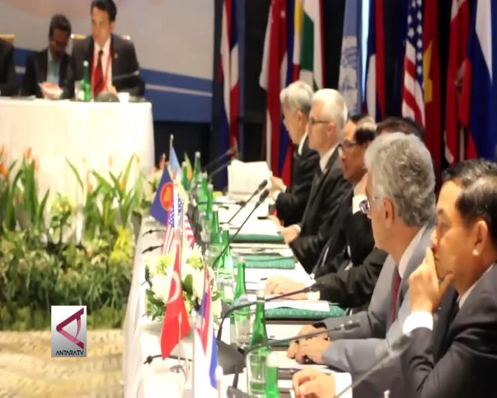 Pertemuan Internasional Tangkal  Aksi Teror