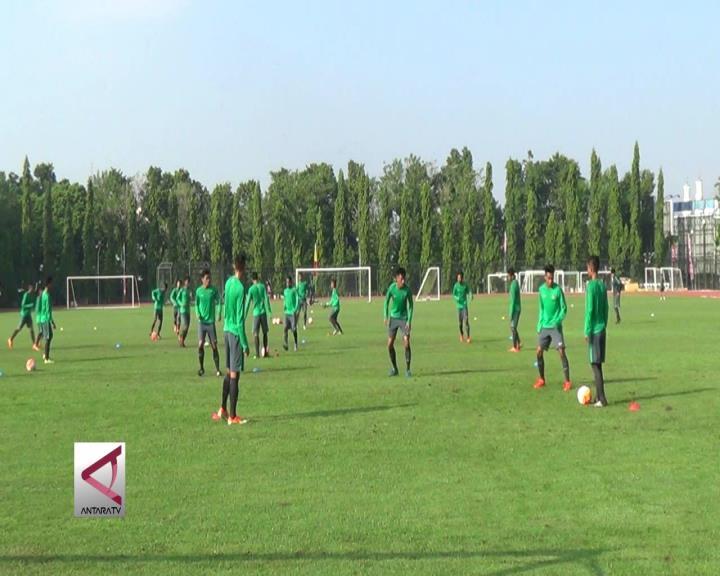 Timnas U-19 Gelar Pemusatan Latihan di Yogya