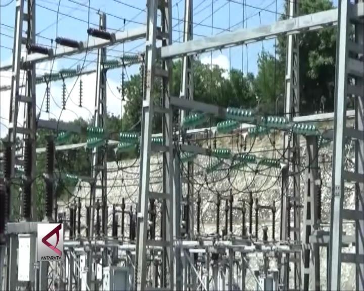Gardu Talise Untuk Energi Listrik Sulteng