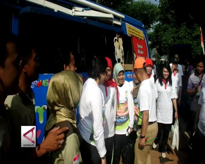 Agar Warga Surabaya Bisa Curhat di Mobil Antigalau