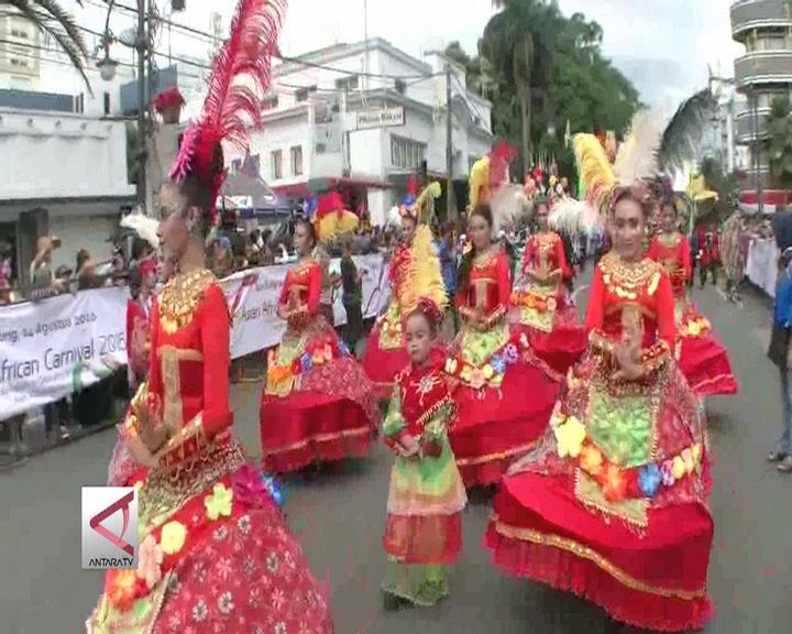 Parade Kirab Budaya Perkuat Solidaritas Negara