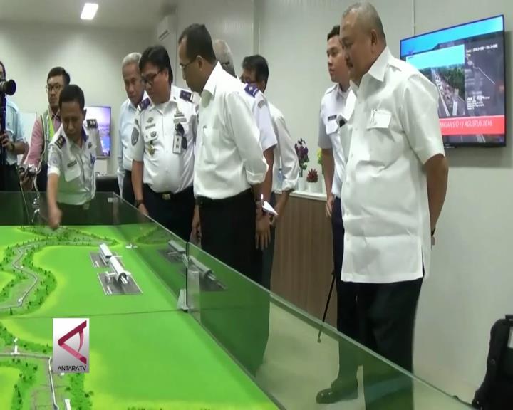 Menhub Apresiasi Perkembangan LRT di Palembang