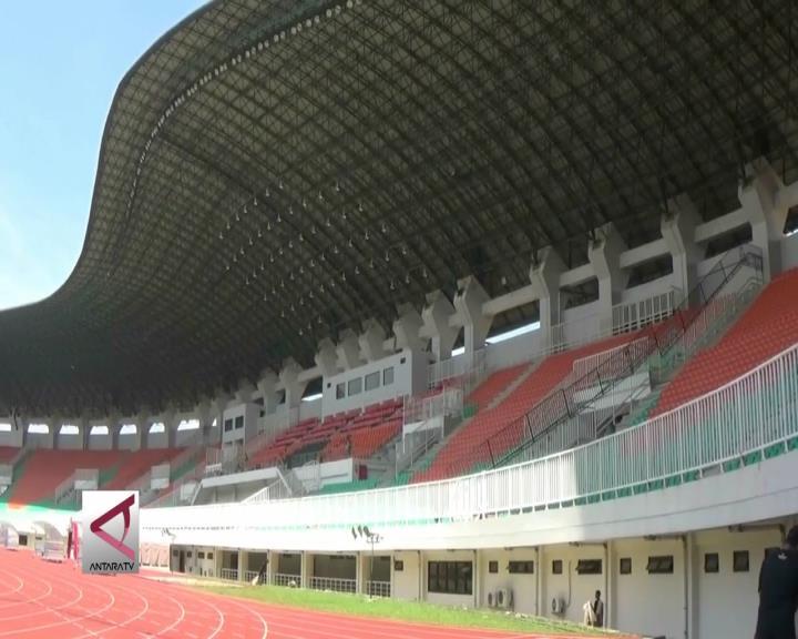 Stadion Pakansari Siap Digunakan ntuk PON