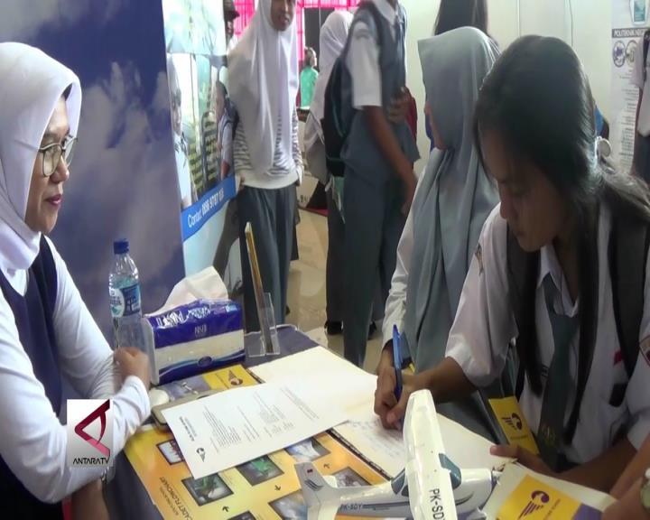 Sumsel Gelar Pameran Perguruan Tinggi Terbesar di Sumatera