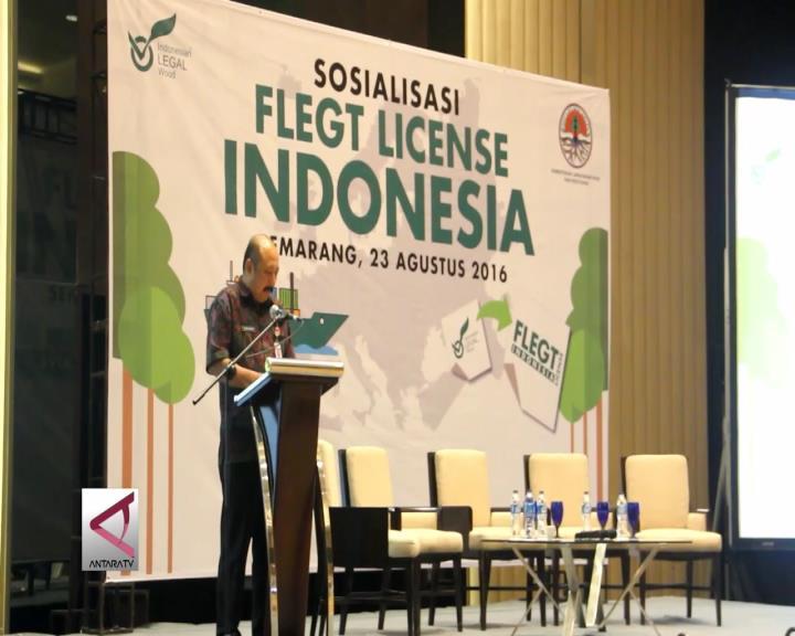 Indonesia, Negara Pertama Peraih Lisensi Flegt Eropa