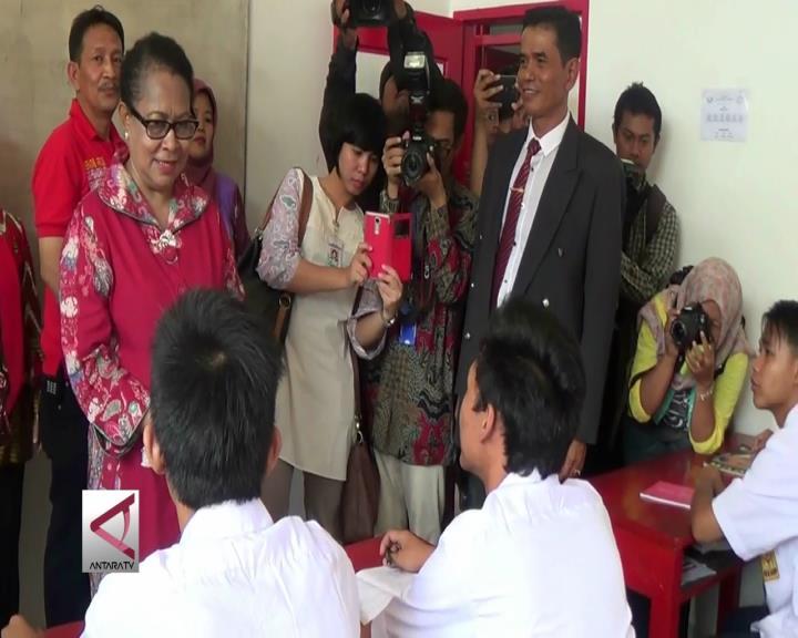 Lembaga Pembinaan Khusus Anak Palembang Berstandarisasi Nasional