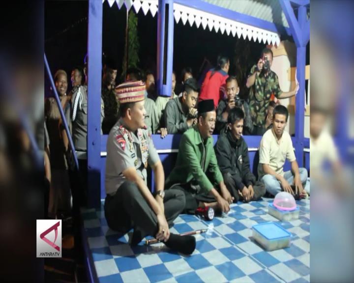 Pemkab Lampung Tengah Galakkan Siskamling