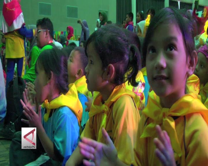 KPK Gelar Festival Anak Jujur 2016