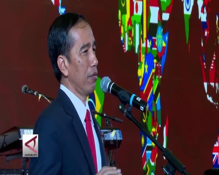 Presiden Ajak Diaspora di Tiongkok Promosikan Pariwisata