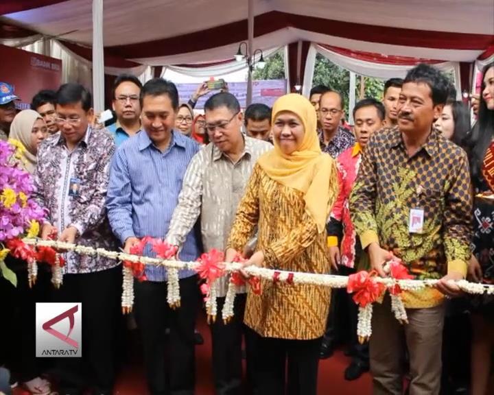 Mensos Resmikan E-Warong Pertama di Lampung