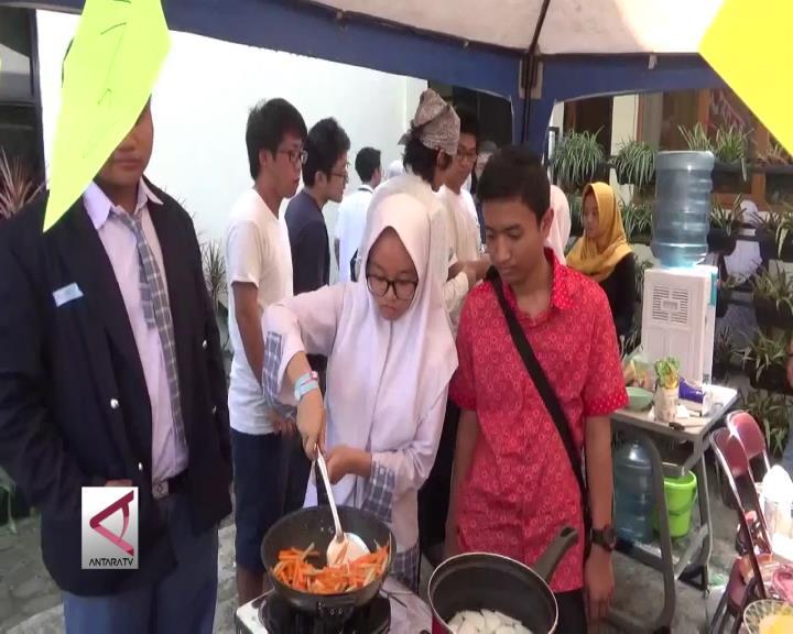 Akulturasi Indonesia dan Jepang Melalui Makanan