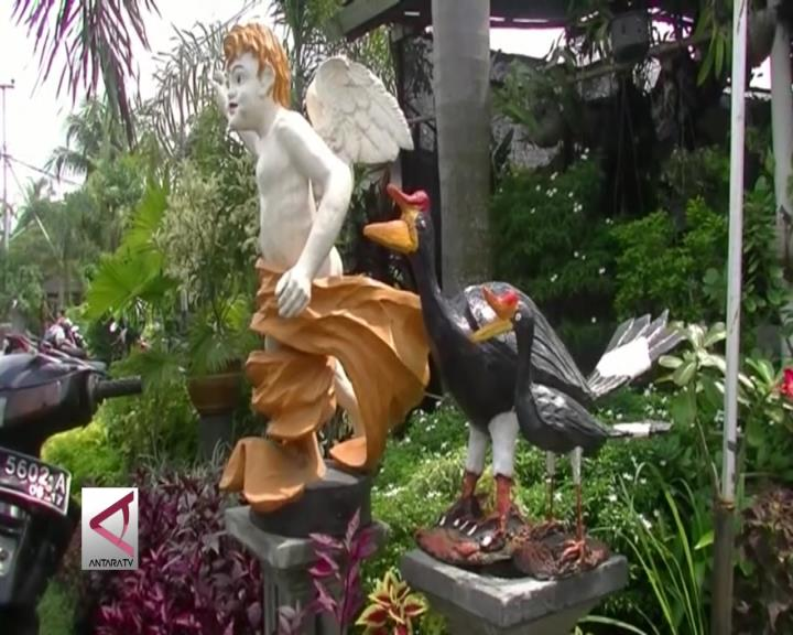 Mengenal Kampung UKM Taman Bunga Palangkaraya