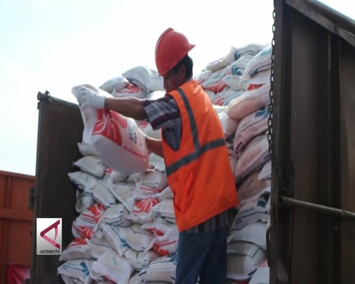 Bulog Lampung Naikkan Target Serapan Beras 150 Ribu Ton
