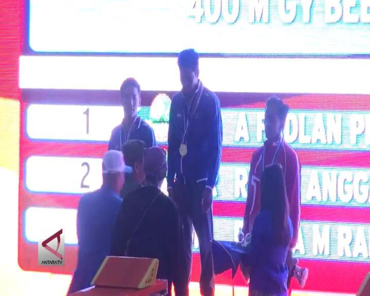 Jabar Raih Medali Pertama di Cabor Renang