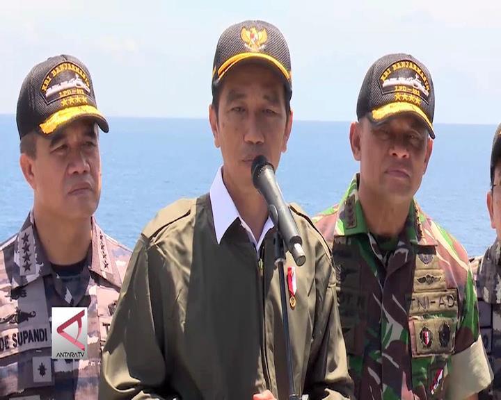 Presiden Minta TNI Rutin Uji Coba Senjata Strategis