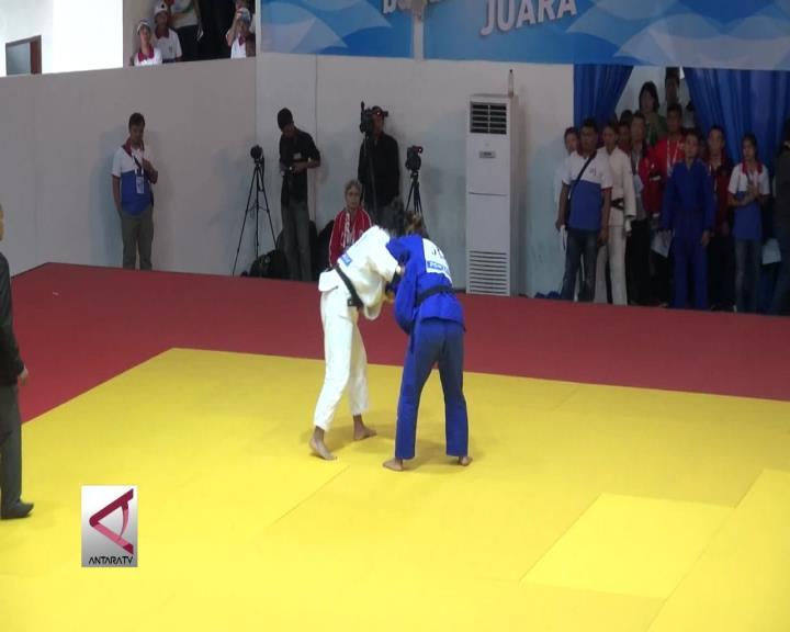 Judo Jabar Target 8 Emas Pada PON 2016