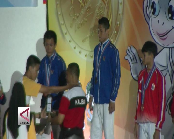 Dua Medali Emas Lengkapi Raihan Tim Judo Jabar