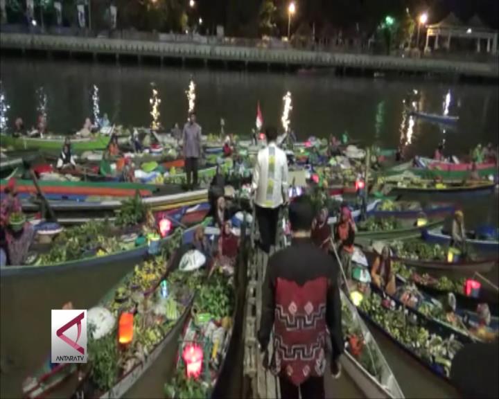 Upaya Mengangkat Budaya Berbasis Sungai