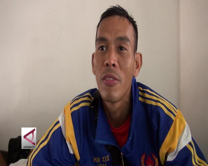 Lampung Raih Emas Pertama di Cabor Karate