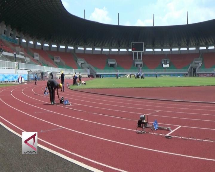 Panitia Pastikan Kesiapan Lomba Cabang Atletik
