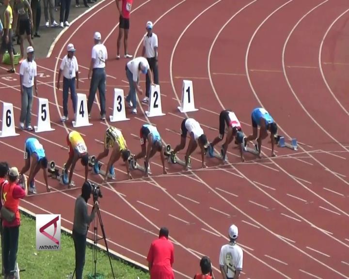 Jabar Rebut Emas Pertama Cabang Atletik