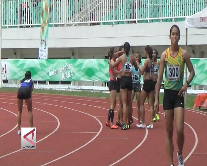 Lari 100 Meter Tidak Pecahkan Rekor