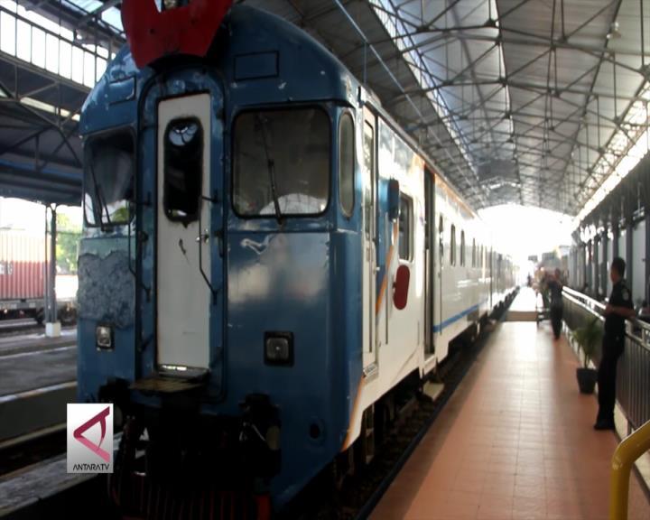 PT KAI Daop IV Semarang Hentikan Operasi 2 KRD