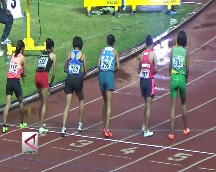 Triyaningsih Rebut Medali Emas Lari 10 Km