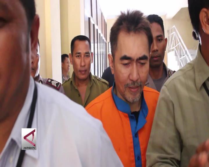 Kasus Senpi Ilegal Gatot Diperiksa Agen Polisi Internasional