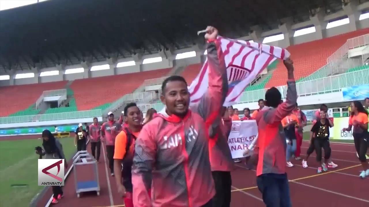 DKI Jakarta Juara Umum Cabang Atletik