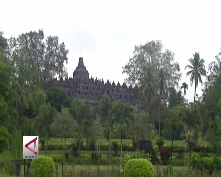 Jerman Dukung Konservasi Candi Borobudur