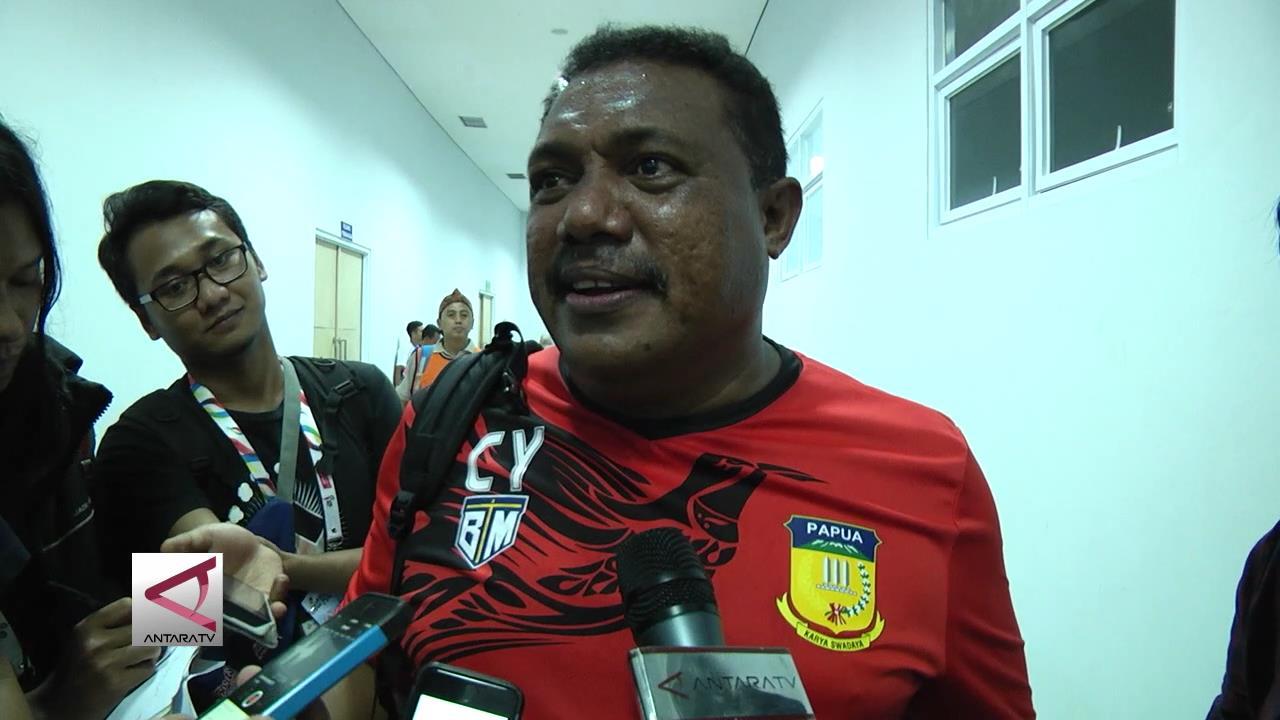Kalah di Semifinal, Papua Optimistis Raih Perunggu