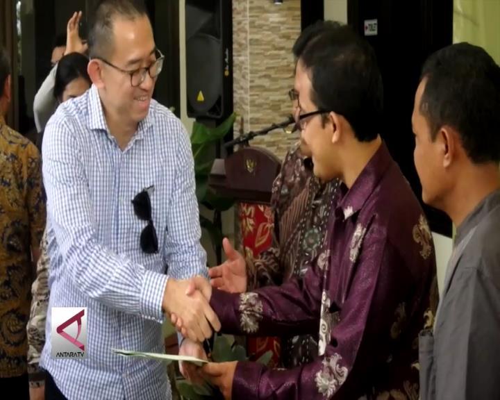 Menteri ATR: Seluruh Tanah Tersertifikasi Pada 2025