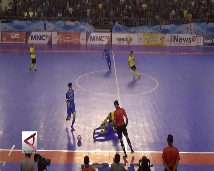 Tim Futsal Raih Emas Jabar Semakin Kokoh