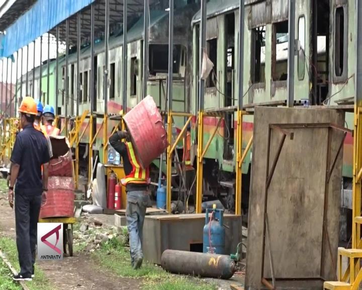 Balai Yasa Bangun Train Clinic untuk Sumatera