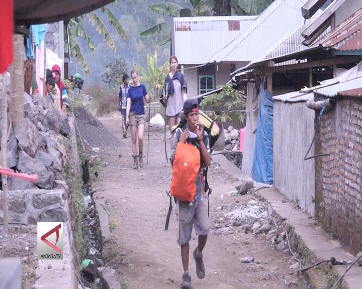 Jalur Pendakian Gunung Baru Jari Masih Ditutup