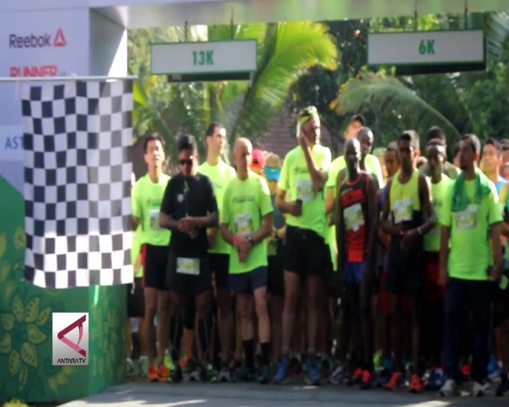 Astra Green Run Bali 2016