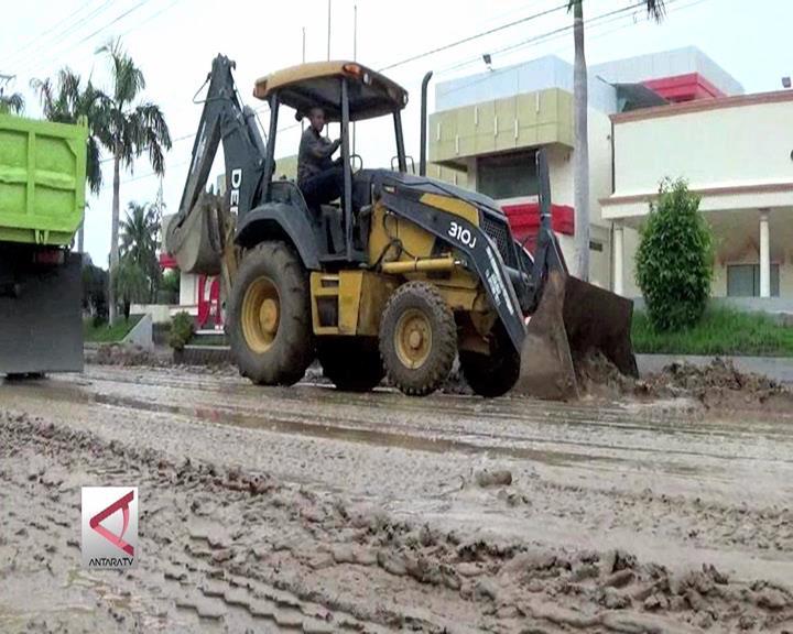 Curah Hujan Lebat, Sulteng Waspada Banjir