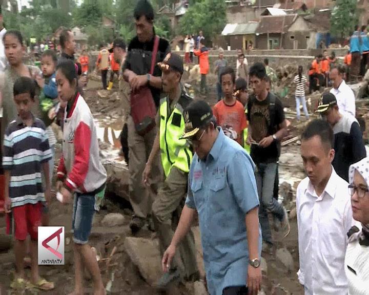 Jabar Siaga Bencana Sepanjang 2016
