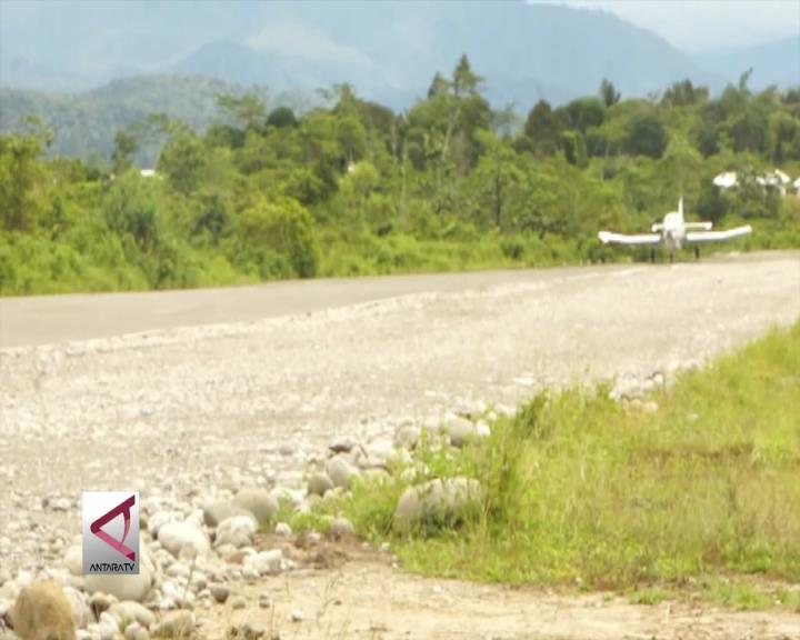 314 Lapter di Papua Tidak Standar